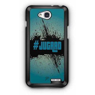 YuBingo Jugaad Designer Mobile Case Back Cover for LG L90