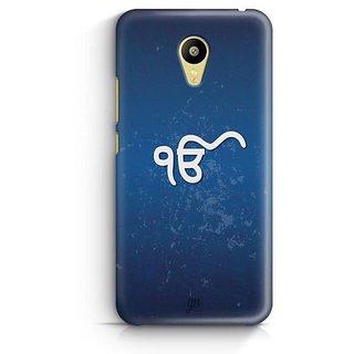 YuBingo Ik Onkar  Designer Mobile Case Back Cover for Meizu M3