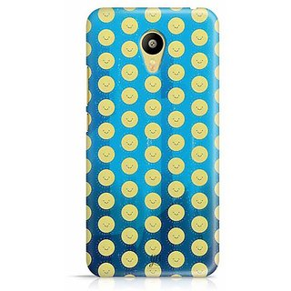 YuBingo Smileys Designer Mobile Case Back Cover for Meizu M3