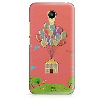 YuBingo The Dream Home Designer Mobile Case Back Cover for Meizu M3