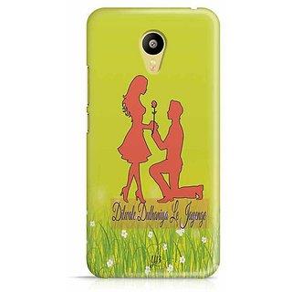 YuBingo Dilwale Dulhaniya Le Jayenge Designer Mobile Case Back Cover for Meizu M3