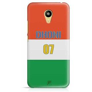 YuBingo Dhoni 07 Designer Mobile Case Back Cover for Meizu M3