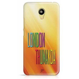 YuBingo London Thumakda Designer Mobile Case Back Cover for Meizu M3