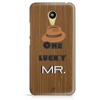 YuBingo One Lucky Mr. Designer Mobile Case Back Cover for Meizu M3
