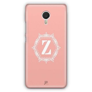 YuBingo Monogram with Beautifully Written letter Z Designer Mobile Case Back Cover for Meizu M3 Note