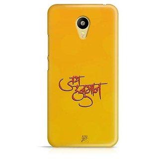 YuBingo Jai Hanuman Designer Mobile Case Back Cover for Meizu M3
