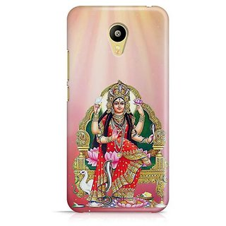 YuBingo Mansa Devi Designer Mobile Case Back Cover for Meizu M3