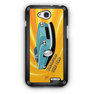 YuBingo Treasure The Old Designer Mobile Case Back Cover for LG L90