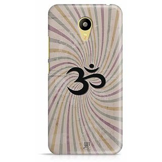 YuBingo Om Designer Mobile Case Back Cover for Meizu M3