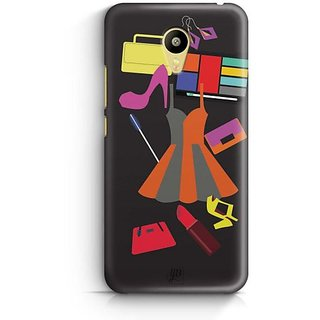 YuBingo Wardrobe of a Town Girl Designer Mobile Case Back Cover for Meizu M3