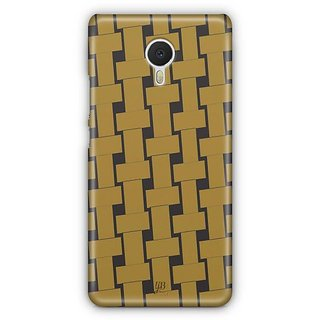 YuBingo Smart Patterns Designer Mobile Case Back Cover for Meizu M3 Note