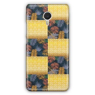 YuBingo Colourful Pattern Designer Mobile Case Back Cover for Meizu M3 Note