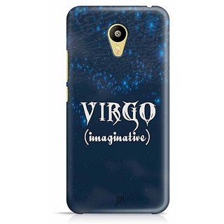 YuBingo Virgo (Imaginative) Designer Mobile Case Back Cover for Meizu M3