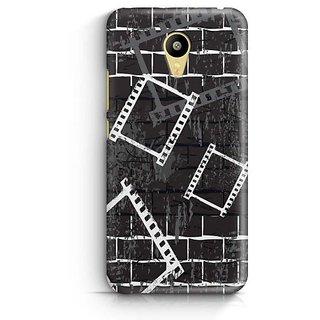 YuBingo Filmy Wall Designer Mobile Case Back Cover for Meizu M3