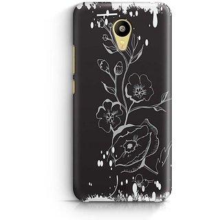 YuBingo Lovely Flowers Designer Mobile Case Back Cover for Meizu M3