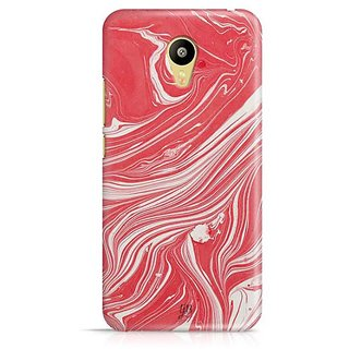 YuBingo Marble Finish (Plastic) Designer Mobile Case Back Cover for Meizu M3