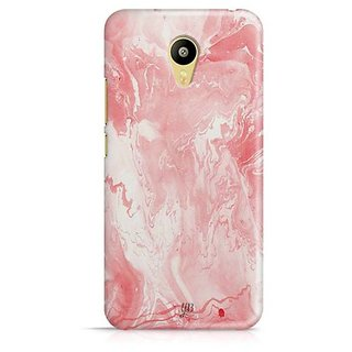 YuBingo Marble Finish (Plastic) Designer Mobile Case Back Cover for Meizu M3