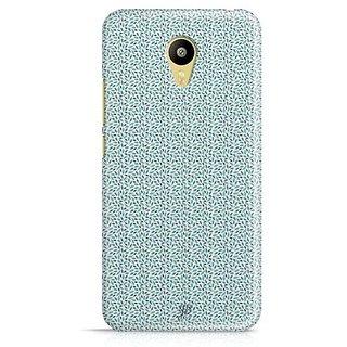YuBingo Leafy Pattern Designer Mobile Case Back Cover for Meizu M3