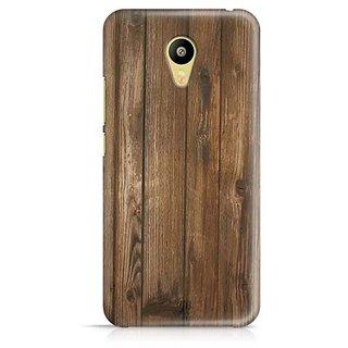 YuBingo Wood Finish (Plastic) Designer Mobile Case Back Cover for Meizu M3