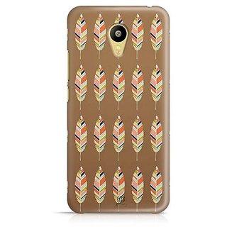 YuBingo Leaf Pattern Designer Mobile Case Back Cover for Meizu M3