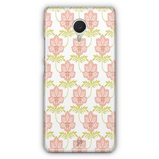 YuBingo Flowers pattern Designer Mobile Case Back Cover for Meizu M3 Note