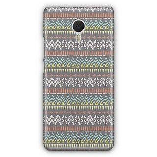 YuBingo Tribal Instinct Designer Mobile Case Back Cover for Meizu M3 Note