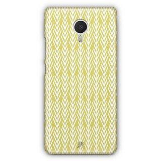YuBingo White arrow pattern Designer Mobile Case Back Cover for Meizu M3 Note