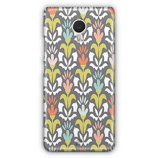 YuBingo Colourful flowers Designer Mobile Case Back Cover for Meizu M3 Note