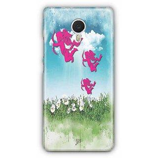YuBingo Cupid Strikes Designer Mobile Case Back Cover for Meizu M3 Note