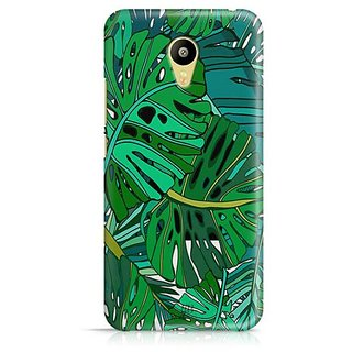 YuBingo Tropical leaves pattern Designer Mobile Case Back Cover for Meizu M3