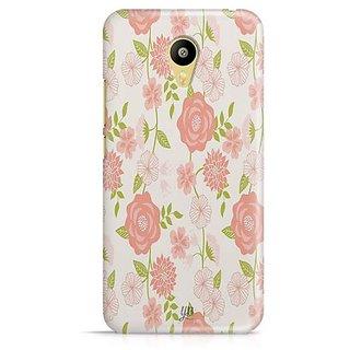 YuBingo Rose and leaf pattern Designer Mobile Case Back Cover for Meizu M3