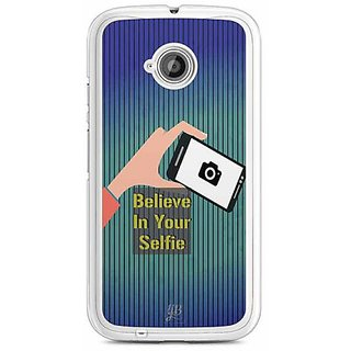 YuBingo Tu 13 Dekh Designer Mobile Case Back Cover for Motorola E2