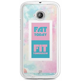 YuBingo Cancer Designer Mobile Case Back Cover for Motorola E2