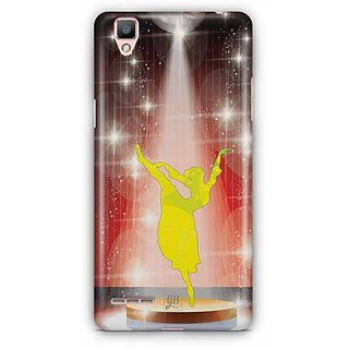 YuBingo Dance Dance Designer Mobile Case Back Cover for Oppo F1 / A35