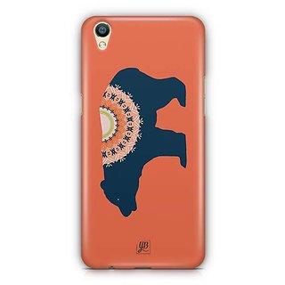 YuBingo Designer Bear Designer Mobile Case Back Cover for Oppo F1 Plus / R9