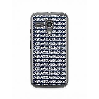YuBingo Abstract Pattern Designer Mobile Case Back Cover for Motorola G