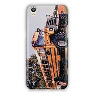 YuBingo Massive truck Designer Mobile Case Back Cover for Oppo F1 Plus / R9