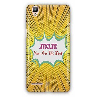 YuBingo Mom, You're the Best Designer Mobile Case Back Cover for Oppo F1 / A35