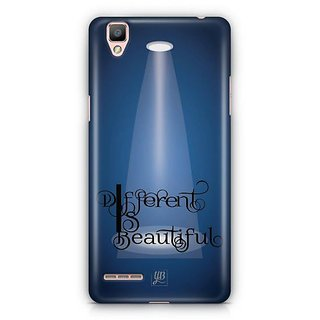 YuBingo Different is Beautiful Designer Mobile Case Back Cover for Oppo F1 / A35