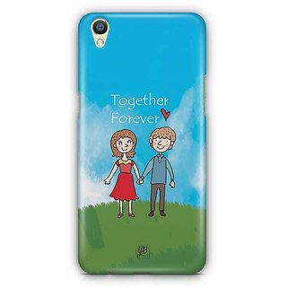 YuBingo Together, Forever Designer Mobile Case Back Cover for Oppo F1 Plus / R9
