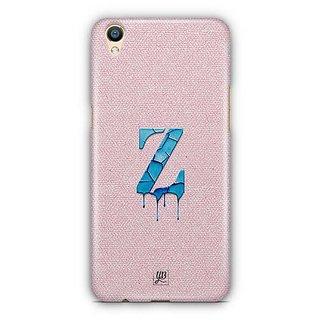 YuBingo Monogram with Beautifully Written Paint Finish letter Z Designer Mobile Case Back Cover for Oppo F1 Plus / R9