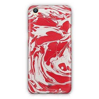 YuBingo Marble Finish (Plastic) Designer Mobile Case Back Cover for Oppo F1 Plus / R9