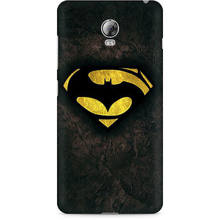 CopyCatz Batman vs Superman Dawn of Justice Premium Printed Case For Lenovo Vibe P1
