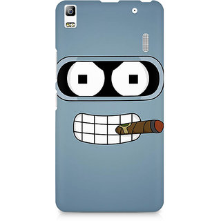CopyCatz The Cigar Premium Printed Case For Lenovo A7000