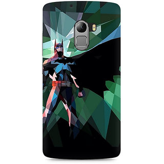 CopyCatz Batman Abstract Scream Premium Printed Case For Lenovo K4 Note