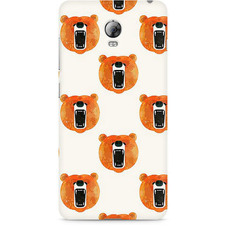 CopyCatz Bear Roar Premium Printed Case For Lenovo Vibe P1