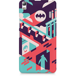 CopyCatz Where is Batman Premium Printed Case For Lenovo A7000