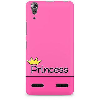 CopyCatz Princess Premium Printed Case For Lenovo A6000
