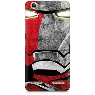 CopyCatz Red Soldier Premium Printed Case For Lenovo K5 Plus