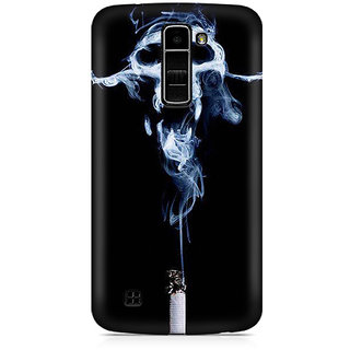 CopyCatz Smoking Kills Premium Printed Case For LG K7